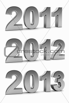 Upcoming years 2013