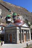 Cave monastery near Sevastopol