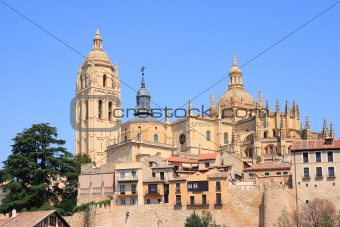 Segovia Cathedral  (Segovia, Spain)