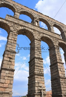 The Acueduct (Segovia, Spain)