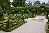 Queen's garden in Paleis Het Loo