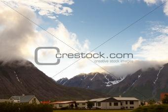 Olafsfjordur village - Iceland
