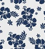 Hibiscus Pattern