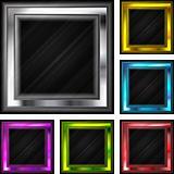 Colourful vector frameworks