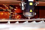 Industrial laser