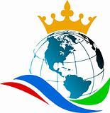 globe crown