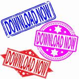 Download Now Rubber Stamps