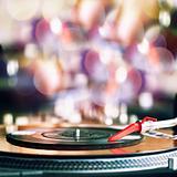 Playing vinyl