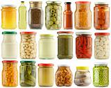 Preserved food