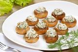 stuffed champignon