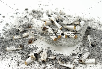 Ashtray Overflow