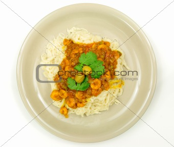 Pasta noodles