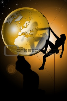 Climbing the world