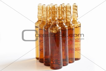 Ampoules for pharmaceutical use and other