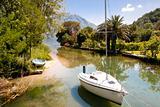 Sailing boat - Montenegro