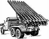 "Reactive artillery BM-13 ""Katyusha"""
