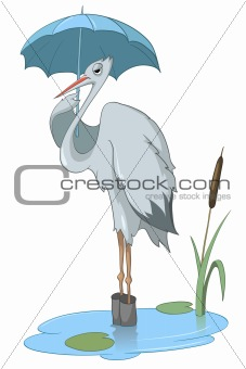 Cartoons_0085_Stork_Vector