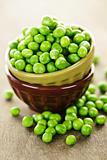 Bowl of peas