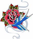 sparrow tattoo