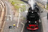 Harz steam train