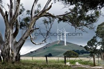 Australian Windfarm