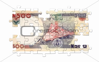 Five hundred naira puzzle