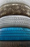 Colored olf tires
