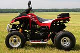 Red quad 
