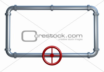 pipes frame