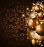 Merry Christmas Elegant Suggestive Background
