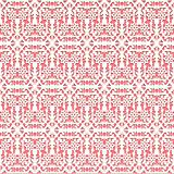 lace pink seamless pattern