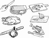 Foods in the kitchen