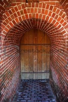 Old Civil War Fort