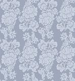 Seamless pattern, ornament floral, curtains