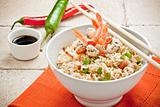 canton chinese rice