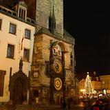 Horloge, Old Town Square, Prague, Czech Republic