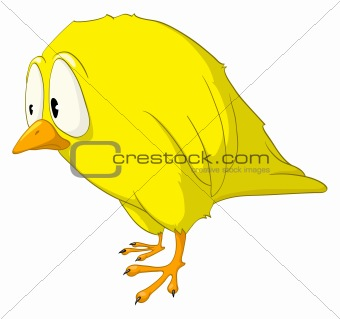 Cartoons_0007_Bird_Vector