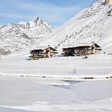 Tignes-le-Lac, Alps Mountains, Savoie, France
