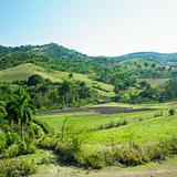 Holguin Province landscape, Cuba