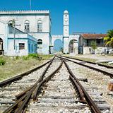 railway station, Crdenas, Matanzas Province, Cuba