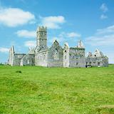 Ross Errilly Priory, County Galway, Ireland