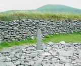 Gallarus Oratory surroundings, County Kerry, Ireland