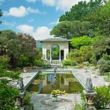Itallian Garden, Garinish Island (Ilnacullin), County Cork, Ireland