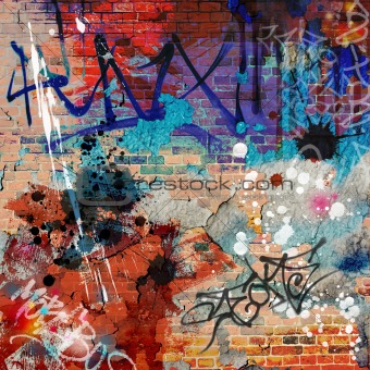 Image 4252841 graffiti background from crestock stock photos graffiti background toneelgroepblik Image collections
