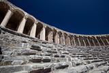 Ancient theatre of Aspendos in Turkey