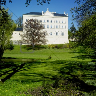 Chyse Castle, Czech Republic