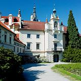Pruhonice chateau, Czech Republic