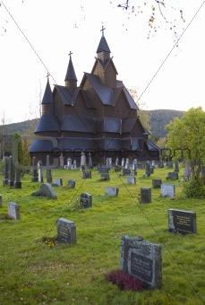 church, Heddal, Norway
