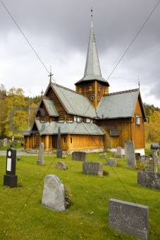 Hedal Stavkirke, Norway