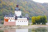 Pfalzgrafenstein Castle, Rhineland-Palatinate, Germany